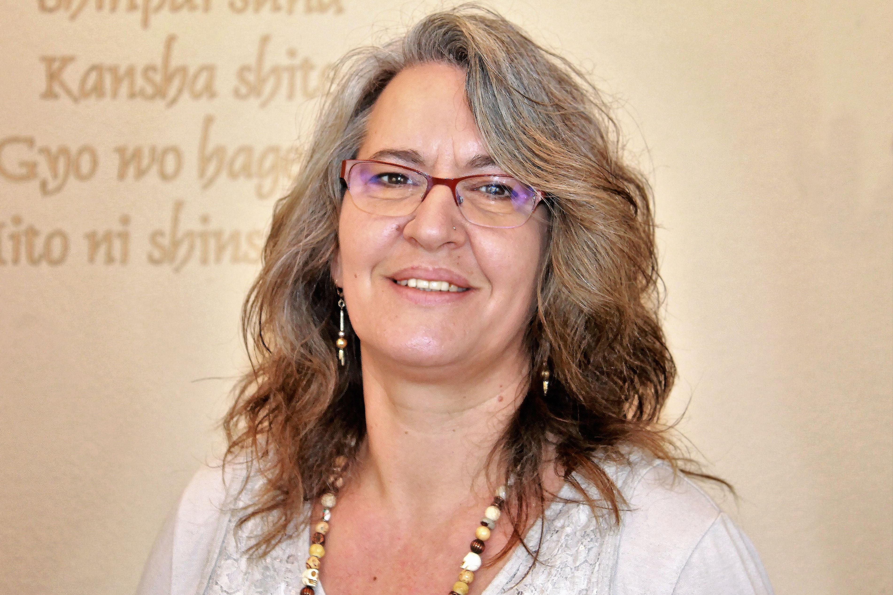 Ilona Fuchs, Rainbow Reiki(R) Meisterin & Schamanin